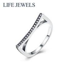 Женское кольцо из серебра 18163 пробы