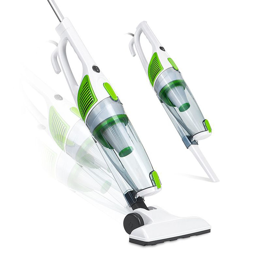 2016 New Ultra Quiet Mini Brush Cleaner Home Rod Vacuum Cleaner Portable Dust Collector Home Aspirator