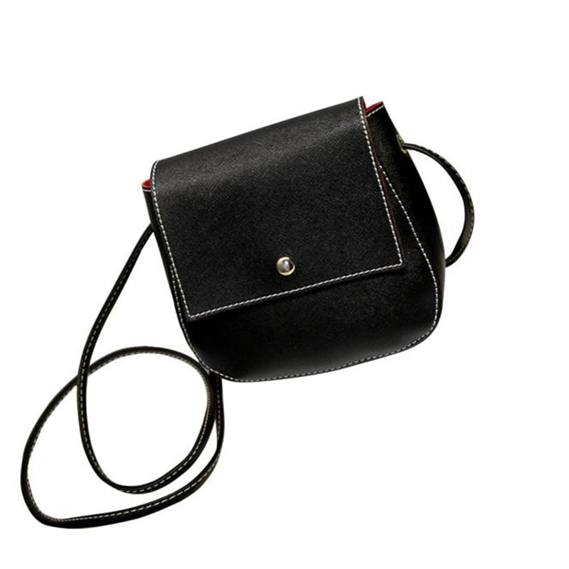 flama HOT New Arrival Women s Leather Bag Fashion Female Small Messenger Crossbody Shoulder Candy Color