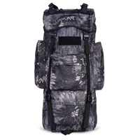 Professional Outdoor Hiking Backpack Waterproof Nylon Men Women Bag Unisex Travel Bag Mountain Camping Climbing Rucksack