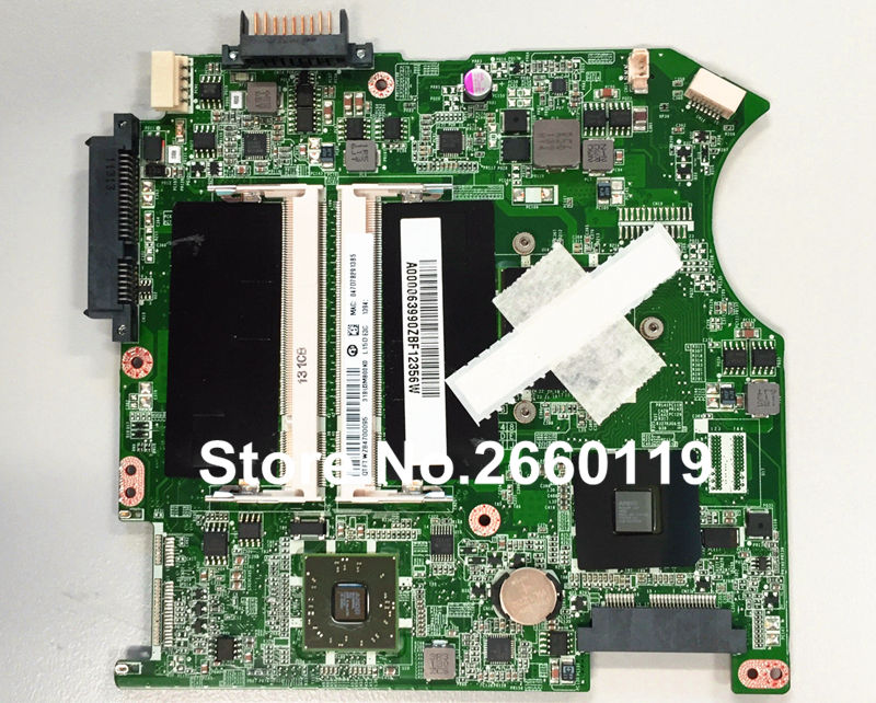 все цены на  laptop motherboard for Toshiba T130D A000063990 DABU3AMB8E0 system mainboard fully tested and working well  онлайн