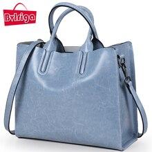 BVLRIGA Genuino bolso de cuero de marcas famosas mujeres bolsas de mensajero bolsos de las mujeres bolsas bolsos de diseño de alta calidad bolsa de hombro