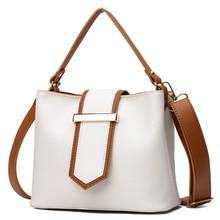 women handbag 2019 bags female flap pu leather large capacity messenger luxury brand designers