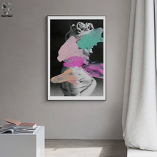 Abstract Nordic Posters and Prints Wall Art Canvas Painting Pictures For Living Room Scandinavian Home Decoration