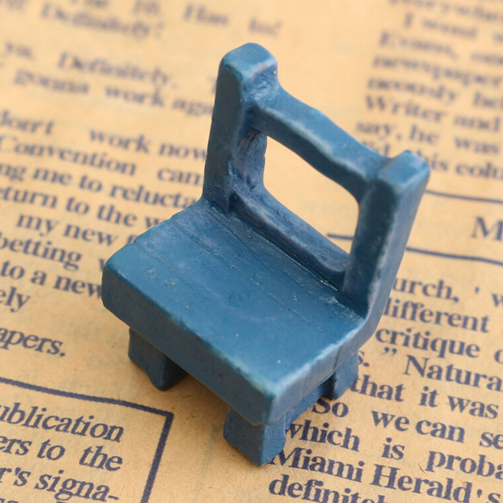 Tabel Kursi Furniture Miniatur Dekorasi Mini Figurine Kerajinan  # Muebles Tadel Grup