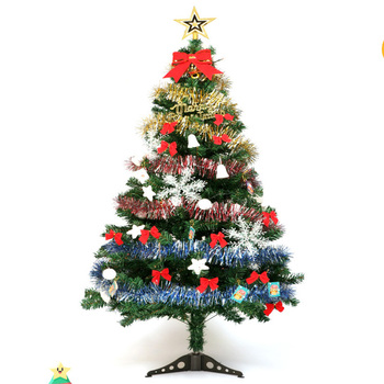 Christmas tree Children's Festival DIY Christmas tree 150cm (5ft) with decorative