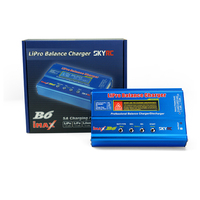 100 SKYRC IMax B6 Digital LCD RC Lipo NiMh Battery Balance Charger FOR RC Heli RC