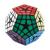 ShengShou Megaminx Rompecabezas Maestro Kilominx Cubo Mágico Cubo de la Velocidad Twisty Puzzle Toy-Negro