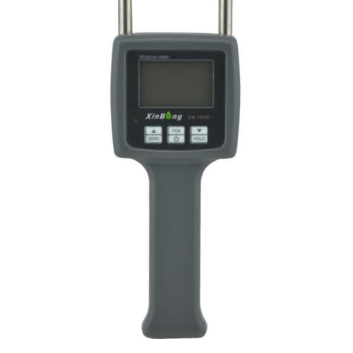 Portable Grain Moisture Meter Wheat Corn Beans Rice Oats Paddy tester DX 103G in Moisture Meters from Tools