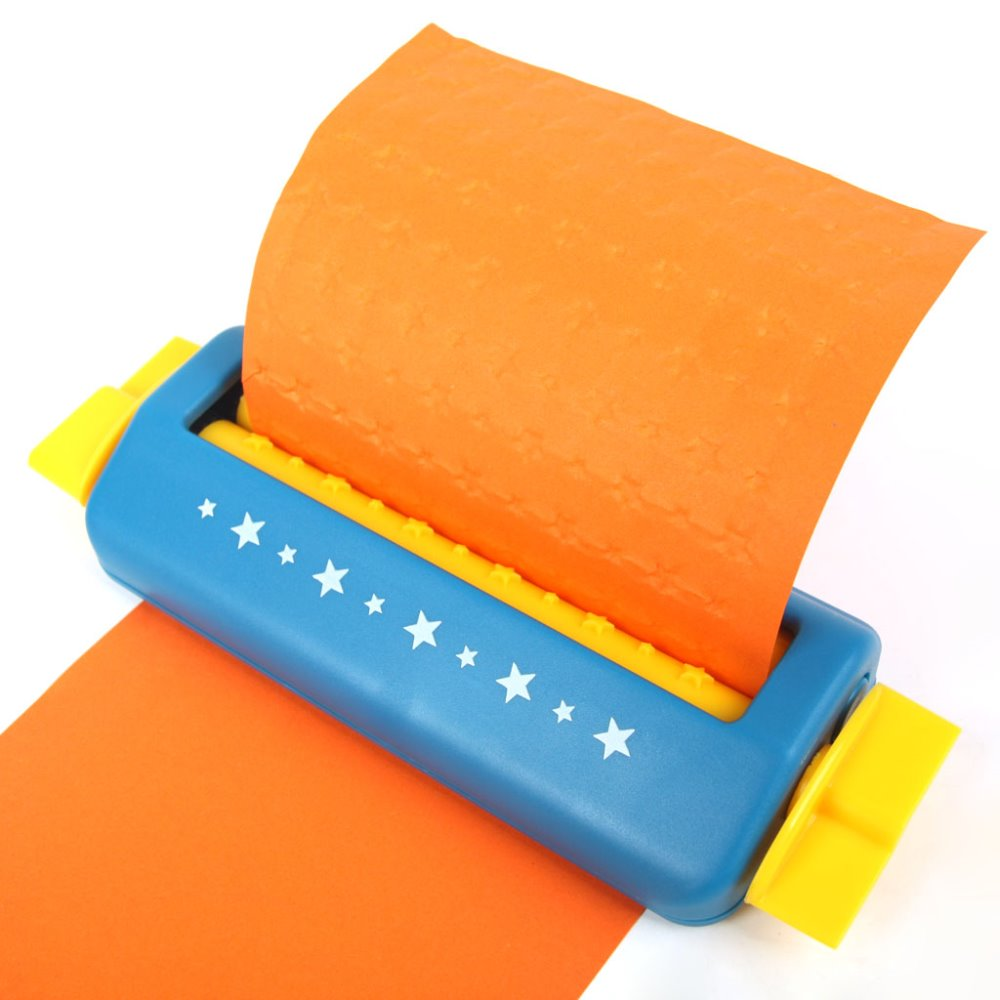 Free ship 1pc paper crimper for cards and envelopes craft punch for free ship 1pc paper crimper for cards and envelopes craft punch for diy photo album handmade paper punch for scrapbook in hole punch from office school m4hsunfo