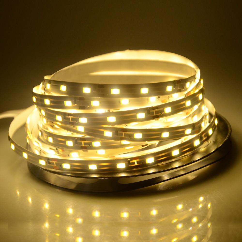 Super Bright Led Strip 5630 Smd Dc12v 5m 300leds Flexible
