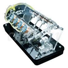 אלקטרומגנט מנוע דגם יכול לשמש כדי להשיק מהירות מנוע, רכב מנוע, V סוג מנוע.