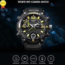 long standby running sports watch swimming cycling climbing heart rate monitor LED flash wristwatches IPX7 waterproof smartwatch