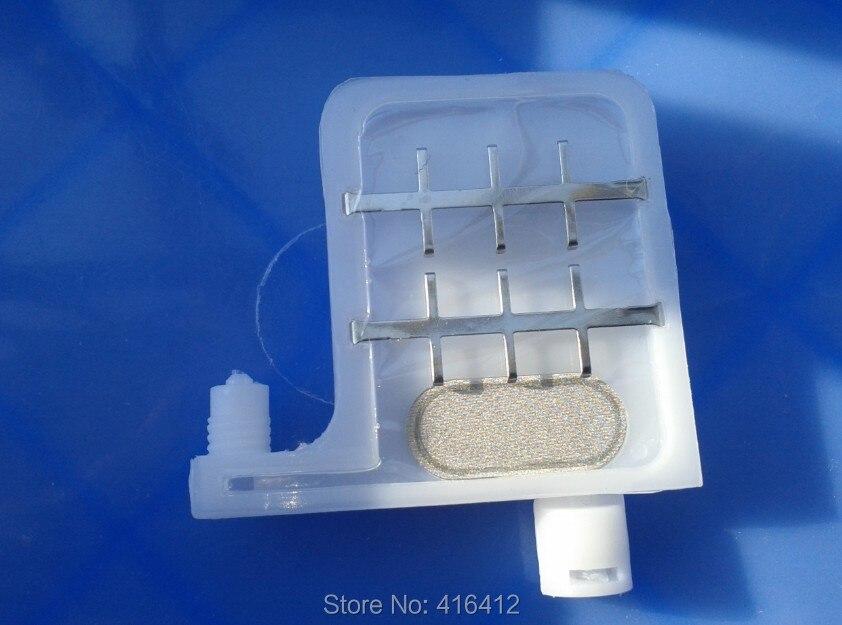 10 Pc Hight Qualität Big Stecker Große Filter Doppel Gebogen Rahmen Separaten Roland Xc540 Drucker Tinte Dämpfer