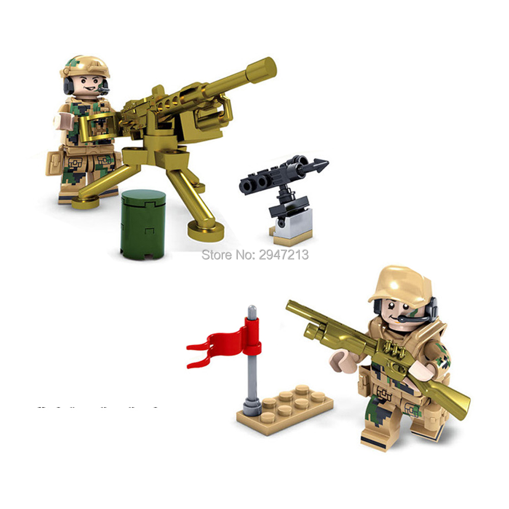 Buy Compatible Legoinglys Military City Swat Police Store Series Building Blocks Mini Army Figures Weapons Guns Brick Toys For Children From Reliable Suppliers On Dragontoys