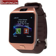 "Smart Watch For Android Support memory Card Sim GPRS Bluetooth 3.0 1.54"" IPS Wrist Bracelet Sports pedometer wristwatch A1 GT08"