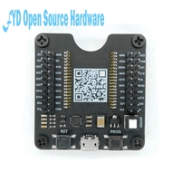ESP32 Test Board Batch Burn Fixture For ESP32 WROVER IPEX Version ESP 32 ESP 32S ESP32