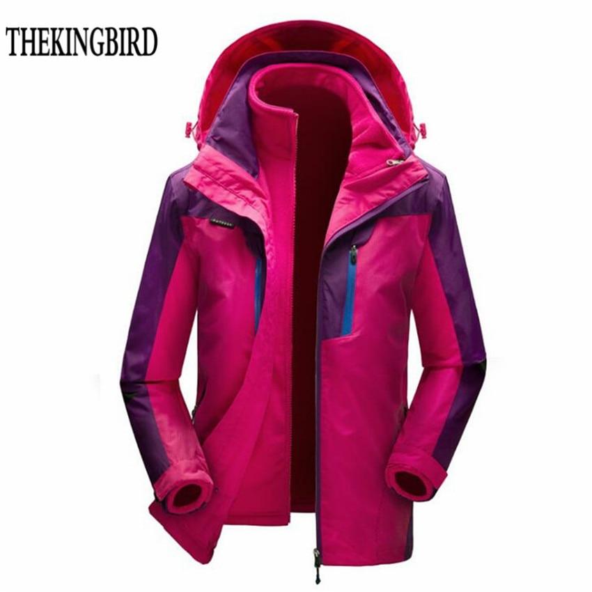 מקטורן שני מקטורן חדש חורף Windproof Waterproof - בגדי גברים