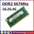 Продвижение 1 ГБ 2 ГБ 4 ГБ ddr2 667 sodimm pc2-5300 ноутбук, ddr2 667 2 ГБ pc2-5300S так dimm ноутбук, dimm памяти оперативной памяти ddr2 2 ГБ 667 мГц