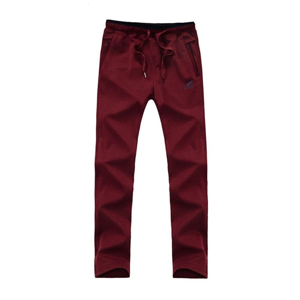 Neue Ankunft Lose Männer Schwarz Hosen Lässige Mode 100% Baumwolle - Herrenbekleidung - Foto 4