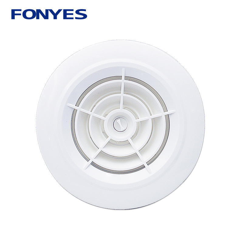 4 6 Inch Plastic Air Vent Cover Bathroom Wall And Ceiling Exhaust