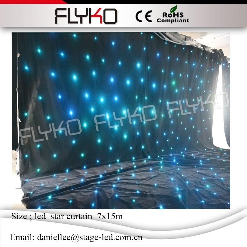 LED star curtain86