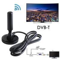 HDTV Antenna Booster DVB T Antenna ATSC ISDB TV Box Antenna DTMB Indoor Gain Digital Free