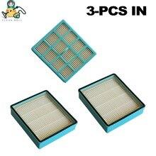 Filtro de repuesto HEPA para Philips CP0425/01 FC8132 FC8134 FC8142 FC8147, pieza de filtro de aspiradora