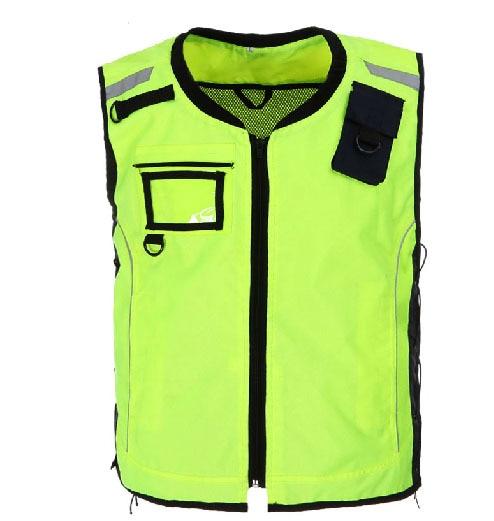 ФОТО Reflective clothing cycling cycling windproof  reflective vest reflective jersey dress  V82801