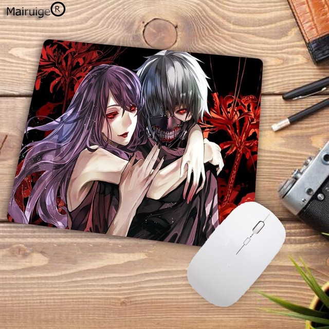 Tokyo Ghoul Anime Mouse Pad Size for 22X18CM 2