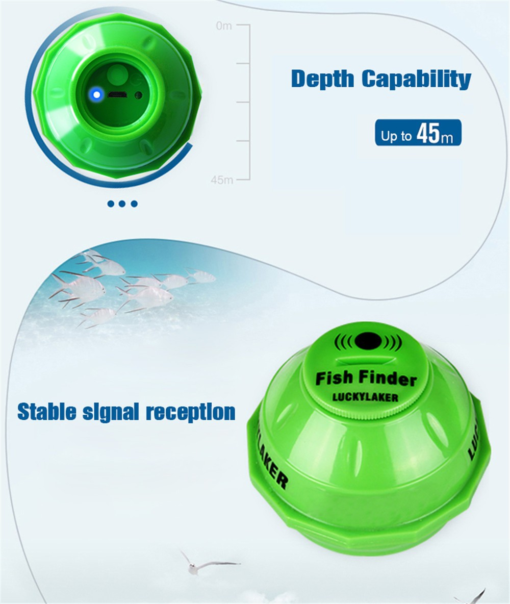 China fish finder Suppliers