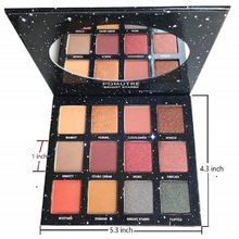 Renaissance Eye Shadow Palette Long Lasting