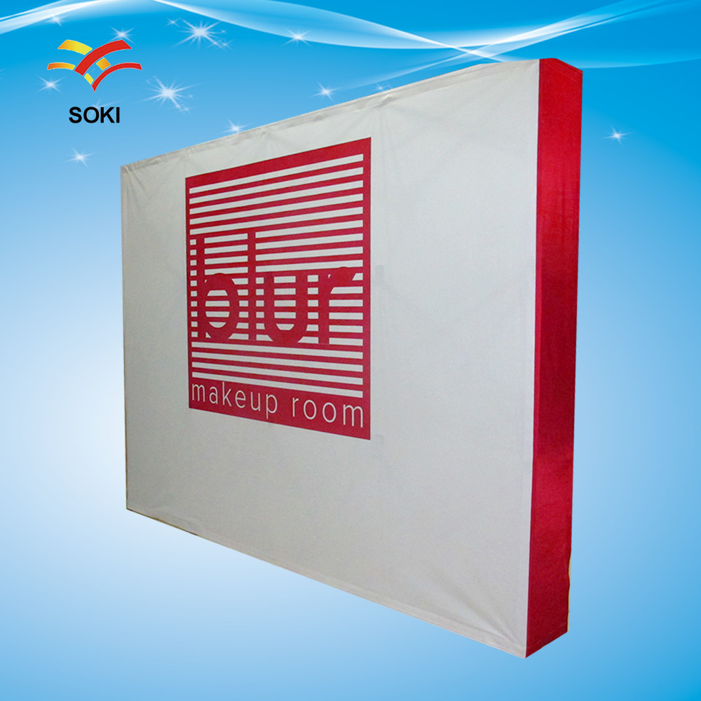 Exhibition Booth Banner : New arrivel ft trade show display exhibition booth backwall