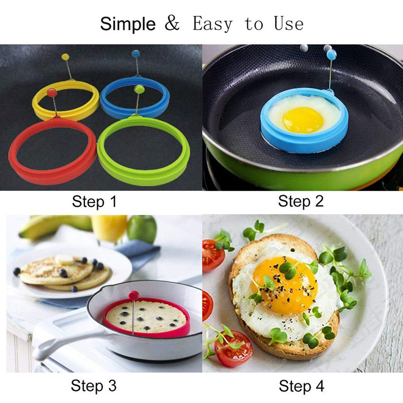 Top 8 Most Popular Shape Molds For Eggs List And Get Free Shipping