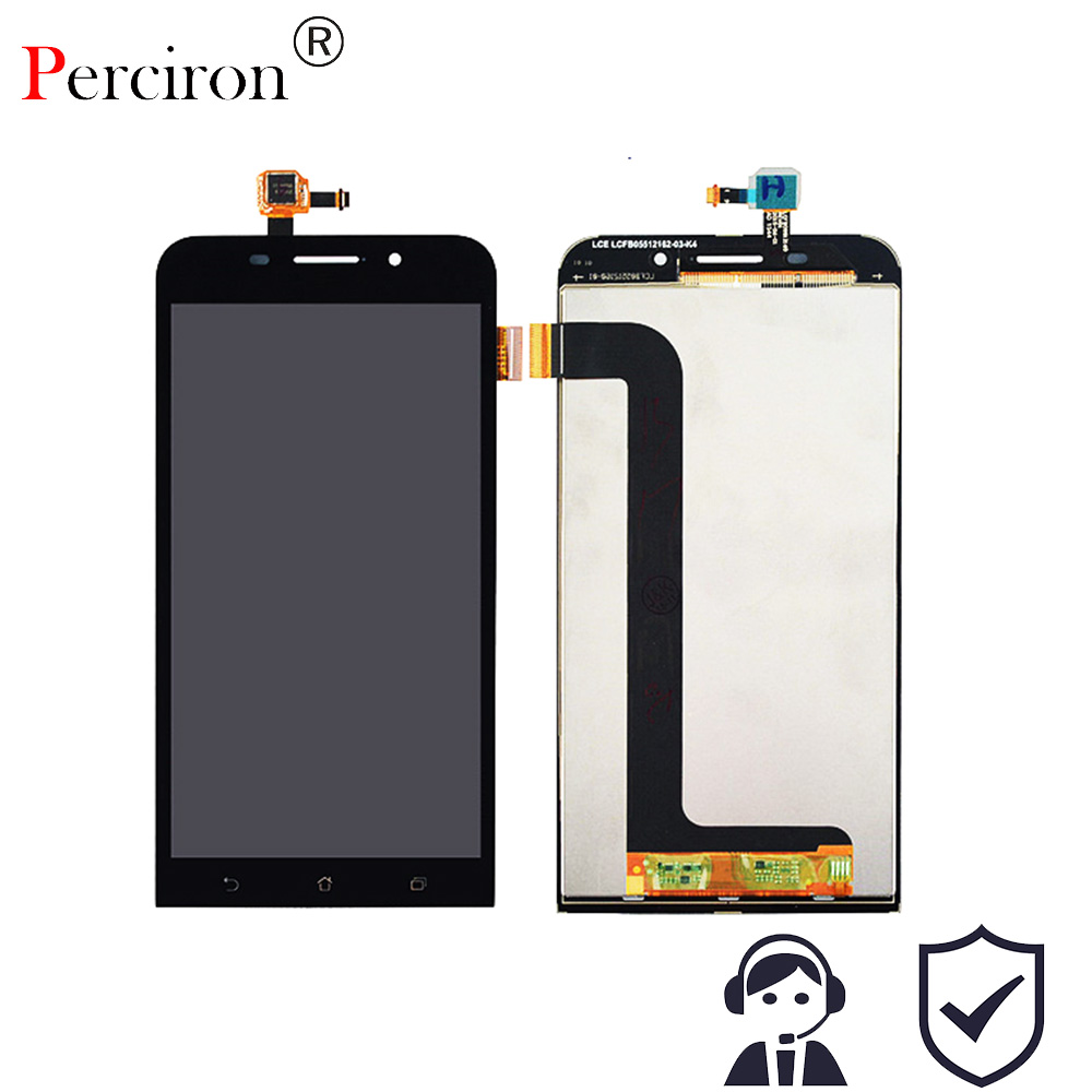Original For ASUS Zenfone MAX ZC550KL Zenfone 5000 Z010DA LCD Display Touch Screen Panel Digitizer Assembly Free Shipping 5 5 lcd display touch glass digitizer assembly for asus zenfone 3 laser zc551kl replacement pantalla free shipping