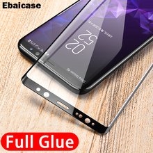 For Samsung S9 Glass Screen Protector Film 10D Full Protection Glass for Samsung Galaxy S8 S9 Plus Note 9 9H Tempered Glass screen protection tempered glass film for samsung galaxy note 8 9 s9 s8 plus s7 pet explosion proof film full screen soft film