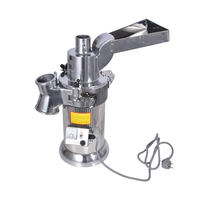 DF 20 Food Grinder Automatic Hammer Continuous Mill Herb Grinder mincers Pulverizer Mlling Capacity 1 20kg/h 2840r/min
