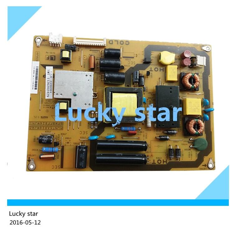 все цены на Original power supply board LCD-32LX530 32LX430A 32NX430A RUNTKA824WJQZ онлайн