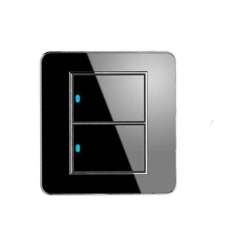Aliexpress Com   Buy Shierak Random Click Push Button Wall