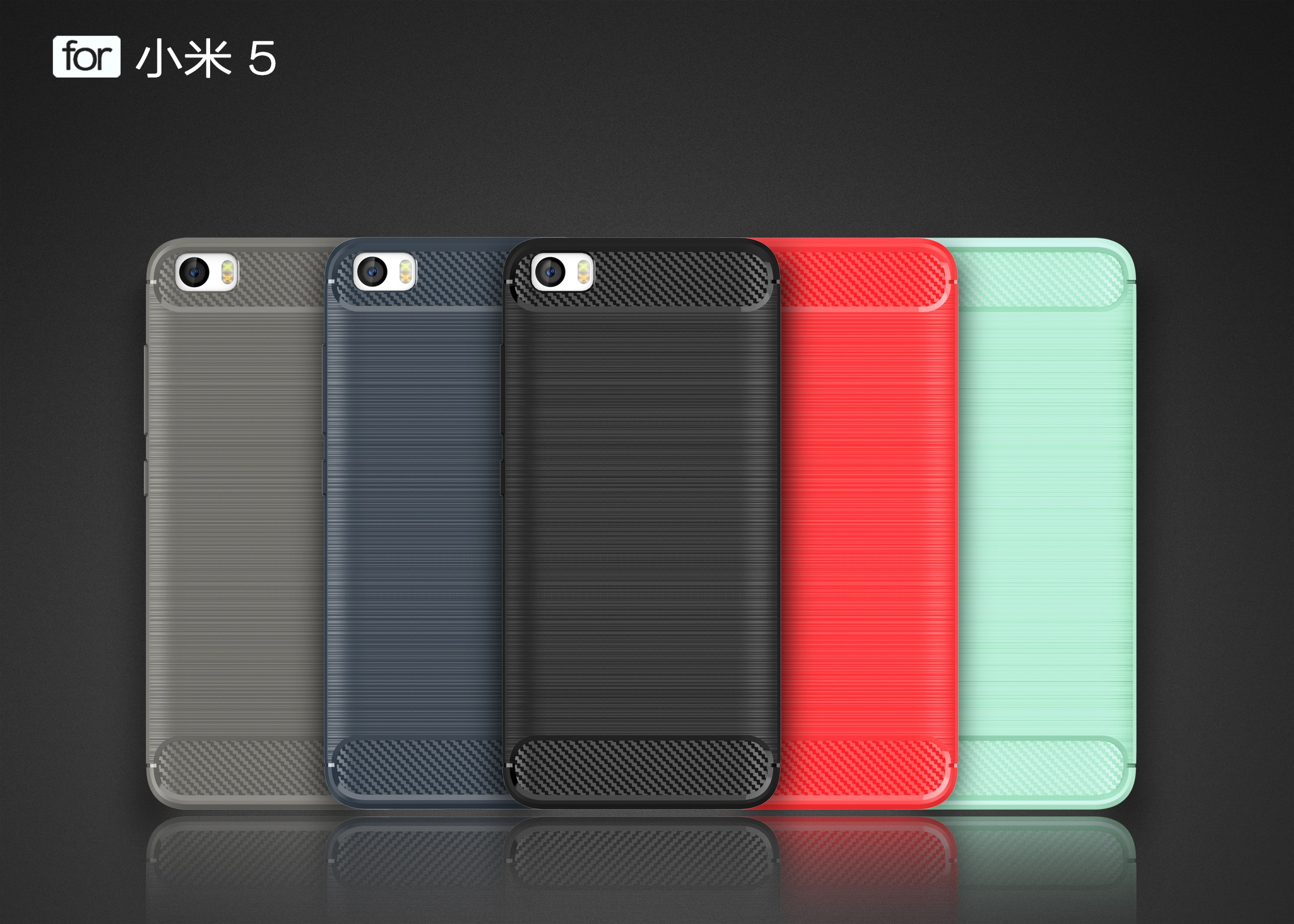 Hot Padat Hitam Merah Abu Mint Navy Shockproof Kasus Untuk Cair Pembersih Opc Drum Xiaomi 5 S Ditambah Armor Xiomi Shock Penurunan Perlindungan Penuh Resistensi