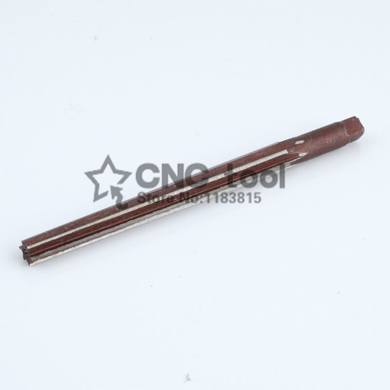 1pcs 9mm Carbide Tip Straight Shank Reamer