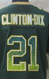 newest a9469 e9fd0 US $24.99  Cheap Green Bay #21 Ha Ha Clinton Dix Jersey Elite/Game/Limited  Stitched 21 Clinton Dix American Football Jerseys Free Shipping-in Rugby ...