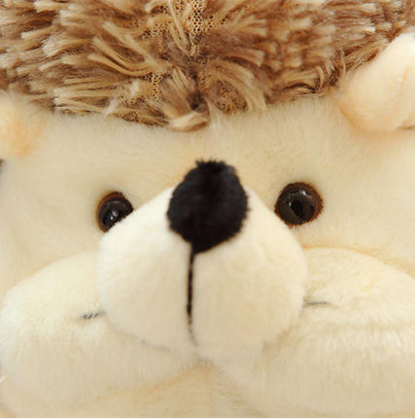 new super cute hedgehog plush toy high quality doll home decoration gift for babies 0-12 months baby children dolls toys 1p