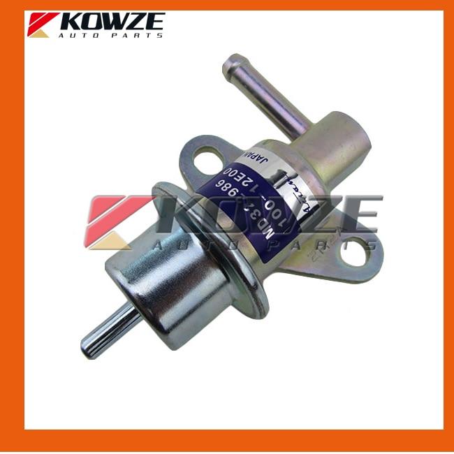 MPI Delivery Pipe Pressure Regulator For Mitsubishi Triton L200 Pajero Montero Sport 6G72 6G74 MD322986 MD306058 Made In Japan