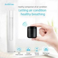Broadlink RM Mini3 умный дом автоматизация Универсальный Интеллектуальный пульт дистанционного управления 4G WiFi IR работа с Alexa Google Home Mini