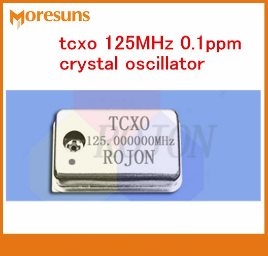 Fast Free Ship Custom made TCXO 50MHz 100MHz 125MHz 150MHz 0.1ppm Temperature-compensation crystal oscillator TCXO