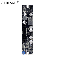 Supply-Module PICO Psu-Adapter-Card 24pin-Switch Computer HTPC Mini Itx High-Power CHIPAL