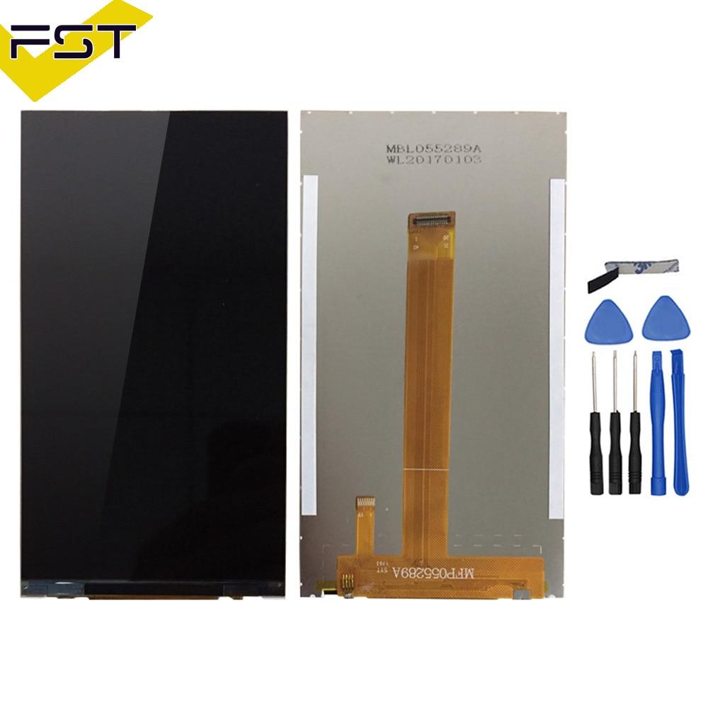 LCD For Ulefone Tiger LCD Screen Display Perfect Repair Parts for Ulefone Tiger Screen LCD Spare Parts+Tools+Adhesive