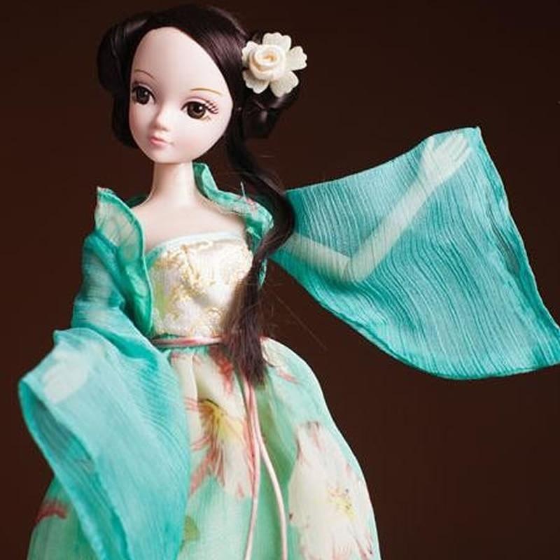 en bit kinesisk phicen docka Seasons Fairies Fairy Dolls anime - Dockor och tillbehör - Foto 2
