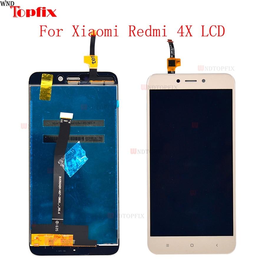 Redmi 4X mobile phone LCD